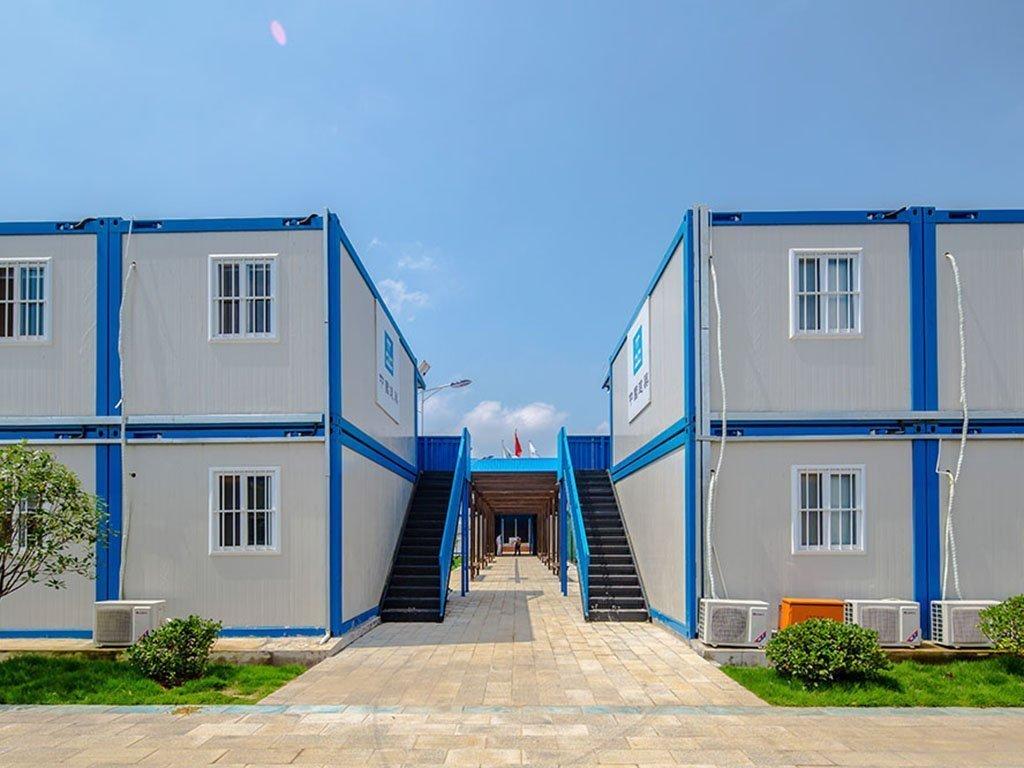 modular construction dormitories
