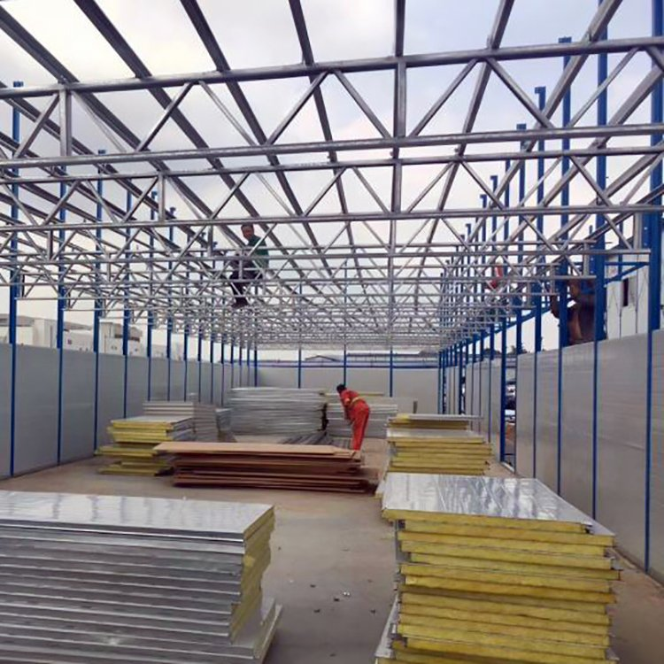 prefabricated construction buildings