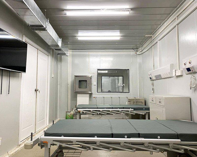 modular medical rooms