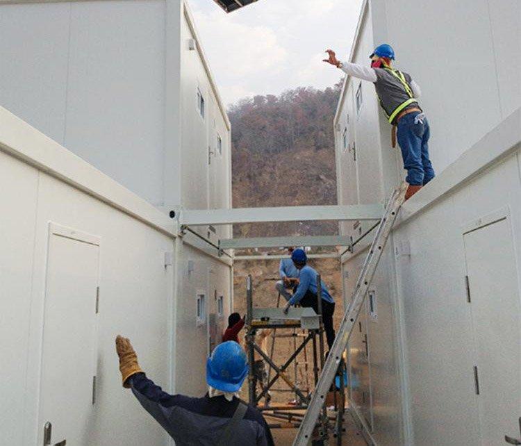 modular workforce dormitory
