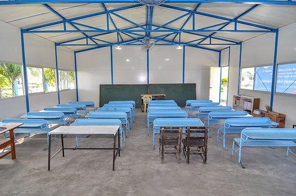 portable school classroom