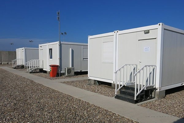 construction site container office